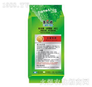 小麦专用芸苔素・赤霉酸・吲乙-多乐收-恩特施
