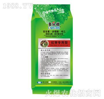 红枣专用芸苔素・赤霉酸・吲乙-多乐收-恩特施