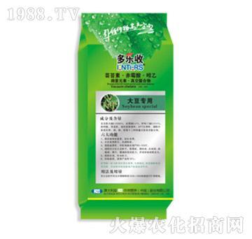 大豆专用芸苔素・赤霉酸・吲乙-多乐收-恩特施