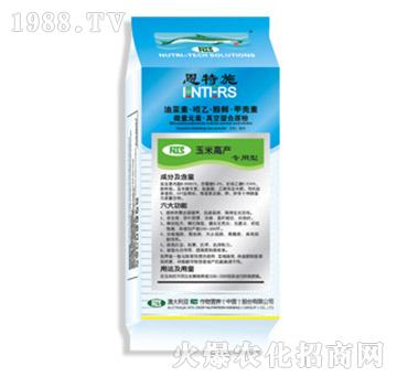 玉米高产专用型油菜素・吲乙・胺鲜・甲壳素-恩特施