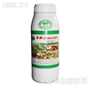 含腐植酸水溶肥料(瓶)-丰禾-蕊丰禾
