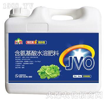 叶菜类需配含氨基酸水溶