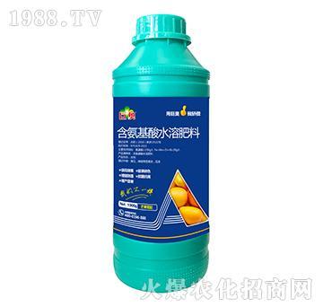 芒果需配含氨基水溶肥料
