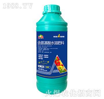 广谱通用含氨基水溶肥料