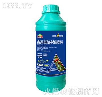 枣树需配含氨基水溶肥料