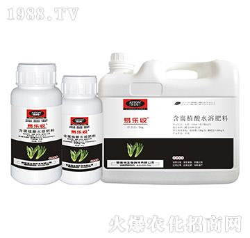 叶菜专用含腐植酸水溶肥