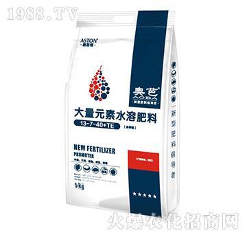高钾型大量元素水溶肥料13-7-40+TE-奥斯顿