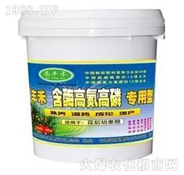 含酶高氮高磷专用型-丰禾