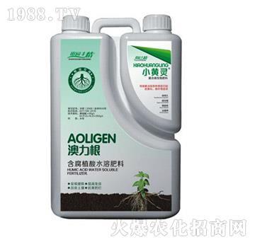 含腐植酸水溶肥料-澳力