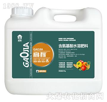 通用需配含氨基酸水溶肥料-高稼