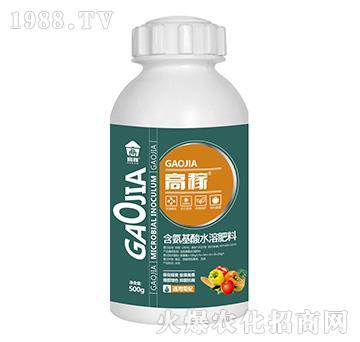 通用需配含氨基酸水溶肥料(500g)-高稼