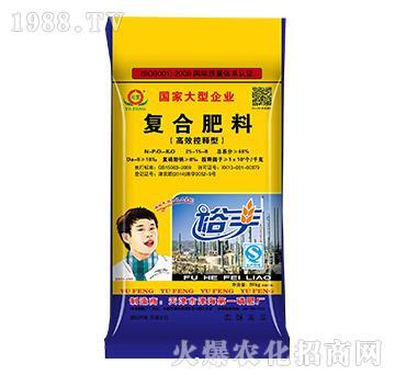 高效控释型复合肥料25-15-8-歌利洋