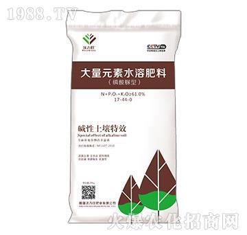 大量元素水溶肥料17-44-0-沃力旺