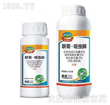 6%联菊・啶虫脒-蛤蟆王