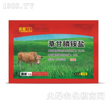 88.8%草甘膦铵盐-勇冠