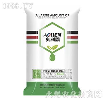 高氮型大量元素水溶肥料30-10-10+TE-奥利恩