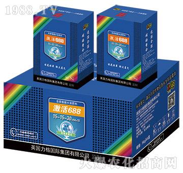 含腐植酸水溶肥料15-15-30+HA+TE-激活688