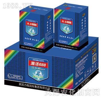 含腐植酸水溶肥料13-5-40+HA+TE-激活688