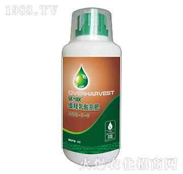 缓释乳酸氮肥-422-0-0-猛多收-胜尔