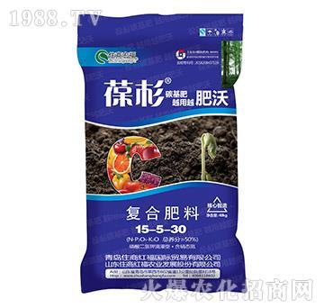 复合肥料15-5-30-葆杉-住商宏福