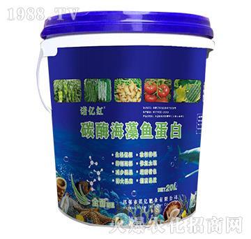碳酶海藻魚蛋白-諾億紅-諾億肥業