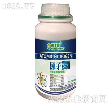 含海藻液体功能肥-原子氮-康丰源
