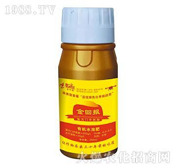 广谱型有机水溶肥(25