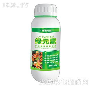 广谱通用型多氨基菌素液肥-绿元素-林木生物