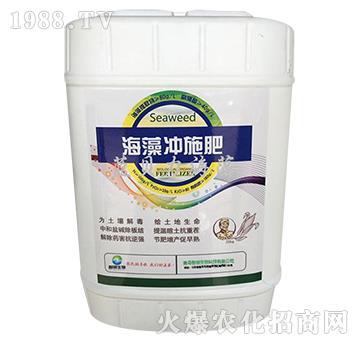 海藻冲施肥(25kg)-智领生物