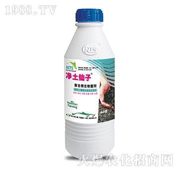 复合微生物菌剂-净土仙子-恩特施