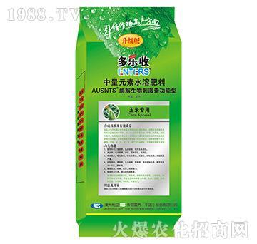 玉米专用中量元素水溶肥料-恩特施