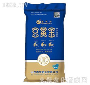 微生物菌劑-豆黃金-鑫東肥業