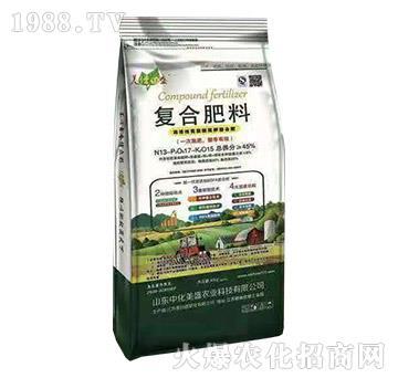 复合肥料13-17-15-中化美盛