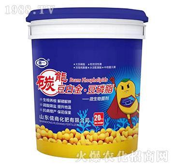 碳能豆白金・豆磷脂-儒商