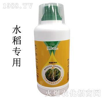 胜千金500ml-水稻专用-十四种元素螯合生物刺激素