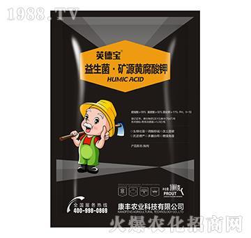 益生菌・矿源黄腐酸钾-荚德宝-康丰农业