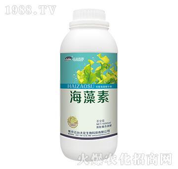 海藻素-云台大化