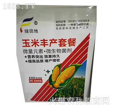 玉米丰产套餐-漯康壮-绿田地