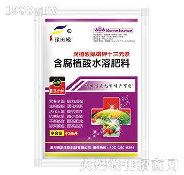 腐殖酸氮磷钾十三元素(40毫升)-漯康壮-绿田地