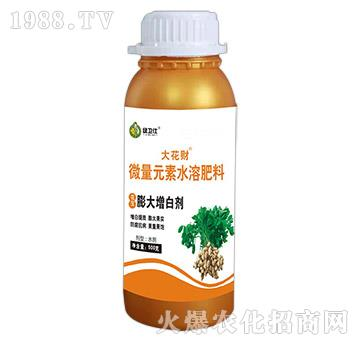 花生膨大增白剂-微量元素水溶肥料-绿仕生物