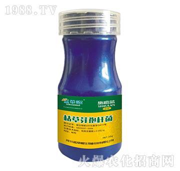 枯草芽孢杆菌-施疽蓝-蓝草帽生物