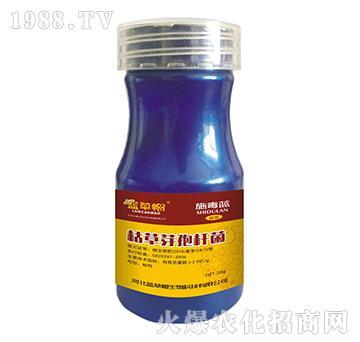 枯草芽孢杆菌-施毒蓝-蓝草帽生物