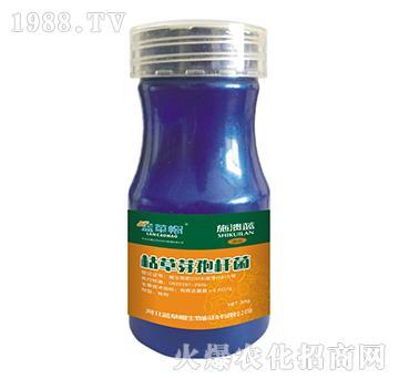 枯草芽孢杆菌-施溃蓝-蓝草帽生物