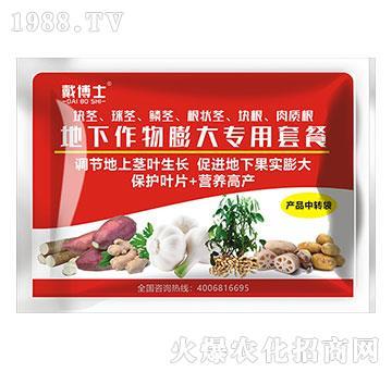 地下作物山药大蒜莲藕大姜红薯甘薯土豆膨大增产-绿仕生物