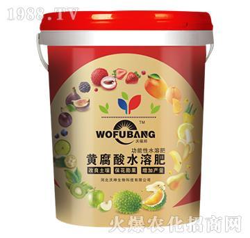 黄腐酸水溶肥-沃神生物