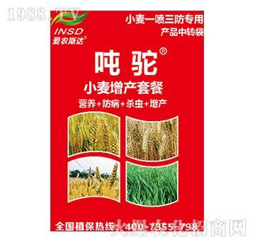 小麦增产套餐-吨驼-爱农斯达
