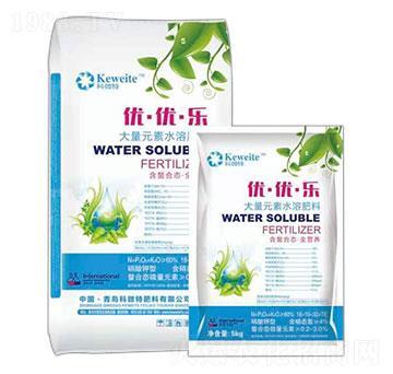 大量元素水溶肥-优优乐-科微特