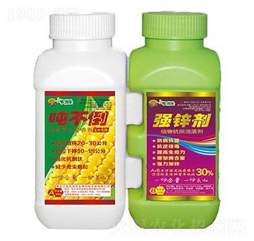吨不倒+强锌剂-玉米专用AB组合控旺营养-农翁乐
