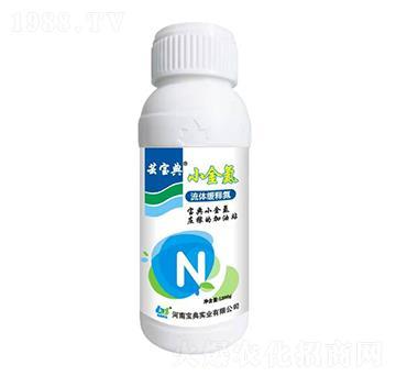 液体缓释氮肥-小金氮-芸宝典-宝典实业