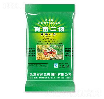 植物口肥-育苗二铵-施易得